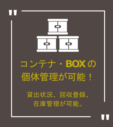 コンテナ・BOX